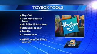 The Toy Box Tools Initiative To Help Special Needs Children