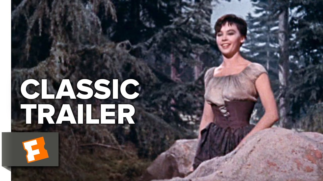 Download The Glass Slipper (1955) Official Trailer - Leslie Caron, Michael Wilding Movie HD