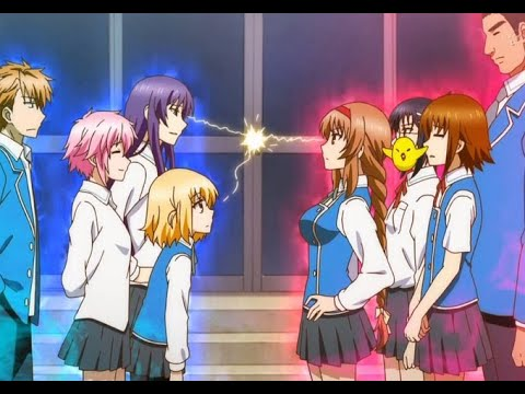 D-Frag Review. Main Character Rages Too Much At Everything!