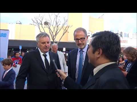 Red Carpet Interview with Directors Bob Fisher and Rob Greenberg for Overboard Mp3