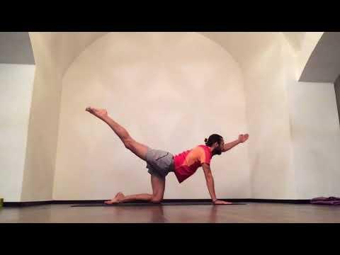 90 min Basic Yoga Ashtanga Vinyasa Deutsch