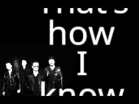 U2 California There Is No End To Love Songs Of Innocence Full Lyrics Video Youtube