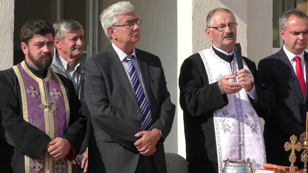 Inaugurare corp nou de școală, la Viișoara (18.10.2019)