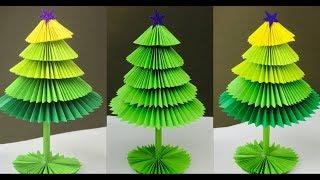 Christmas Tree Craft | Christmas Tree Making  | Christmas Decorations Ideas | Christmas Tree