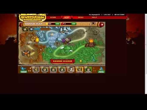 Dungeon Rampage odc  1 Zapoznanie z grą