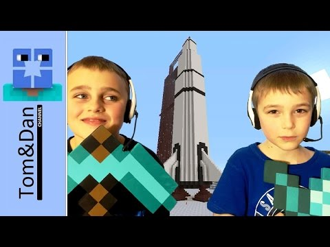 Minecraft - Tom and Dan's Space Rocket Surprise [28]