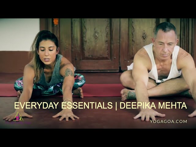 Ashtanga Everyday Essentials | Deepika Mehta