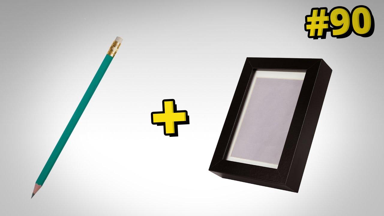 Jak zabezpieczyć ścianę - patent na ramki na zdjęcia