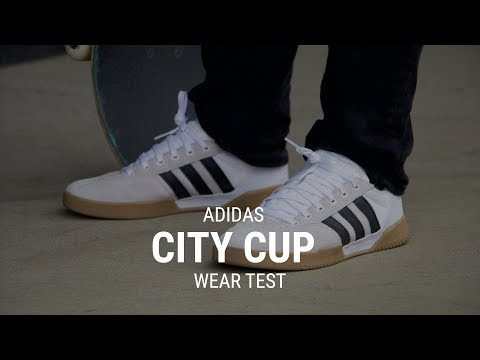 Wear Cup City Adidas Skate Test Shoes Youtube Review nO8wk0P