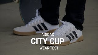 Adidas City Cup Skate Shoes Wear Test Review - Tactics