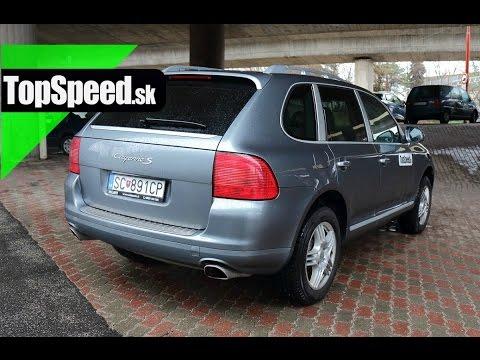Jazdenka Porsche Cayenne 9PA 2002 2010 TopSpeed.sk