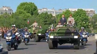 Macron nomeia novo chefe de Estado maior das forças armadas