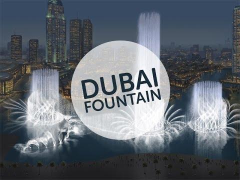 Dubai Fountain Day & Night! | Cover-More Travel Insurance