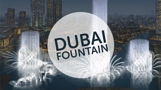 Dubai Fountain Day & Night! | Cover-More Travel Insurance