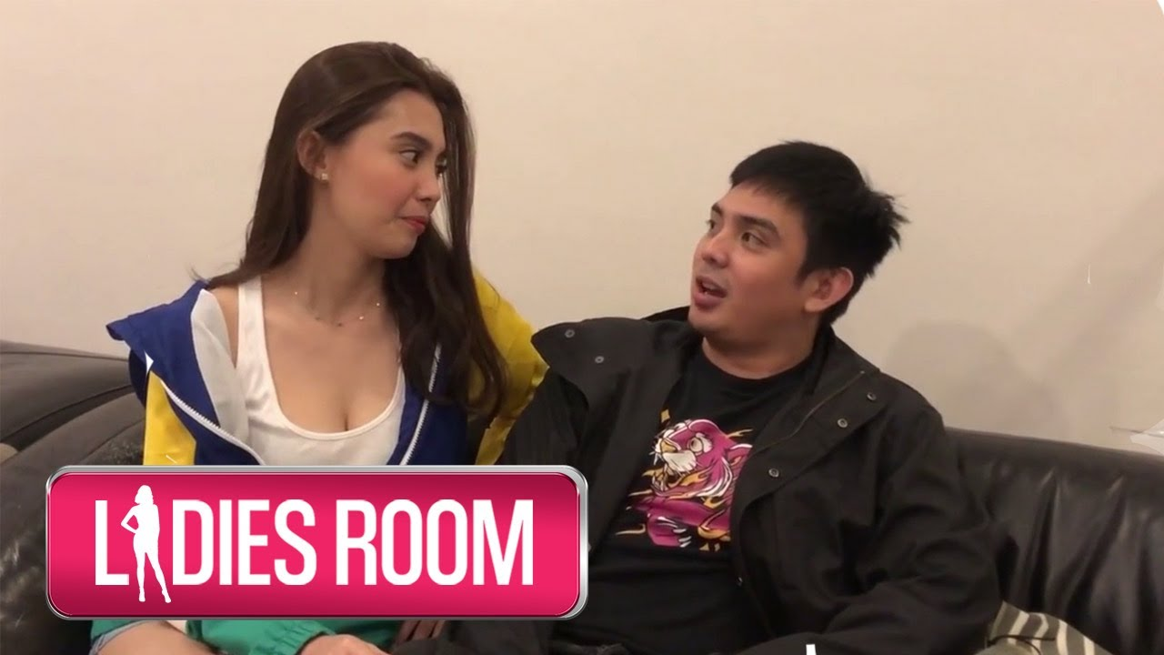Download Ladies Room: Analyn Barro learns HOKAGE moves from the 'Bubble Gang' boys! | YouLOL