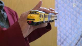 Huis Dordtse treinenliefhebber is net spoorwegmuseum