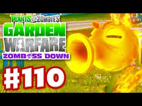 Plants vs. Zombies: Garden Warfare - Gameplay Walkthrough Part 110 - Fire Pea (Xbox One)