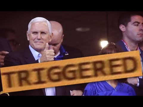Mike Pence's Pre-Planned Tantrum at NFL Game Cost Taxpayers $200,000