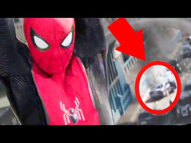 Lo que pasó con Tony Stark Revelado en el Trailer de Spider-Man Far From Home