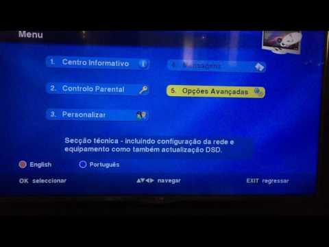 Configurar Rede DSTV