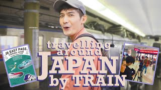 I BECAME a CELEBRITY in JAPAN + INSIDE one of the World's FASTEST TRAINS | Robi Domingo