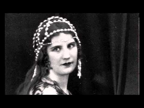 Solvieg's Song Kirsten Flagstad Grieg 1929