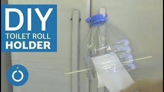 DIY Toilet Roll Holder