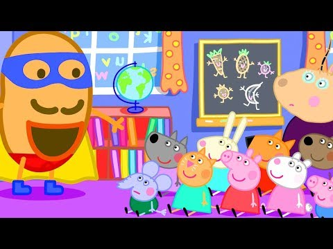 Peppa Pig English Episodes 🍅Peppa Pig's Favorite Fruit Song | Peppa Pig Official