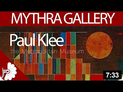Paul Klee- Expressionism, Cubism, Futurism, Surrealism, and Abstraction- Artists, painter