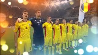 "Imnul nationalei de fotbal a Romaniei ,,Hai, Romania!"" [VIDEO FULL-HD] (IRIS 2014)"