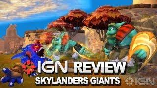 skylanders giants video review ign reviews