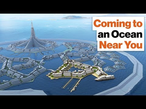 Seasteading 101: How to Build the World's First Society-at-Sea | Marc Collins