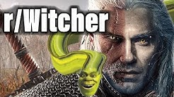 r/Witcher | TOSS A COIN TO YOUR WITCHER | Shrek Urself