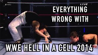 Episode #367: Everything Wrong With WWE Hell In A Cell 2014