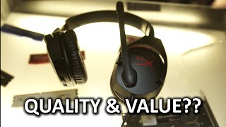 New $50 headphones from HyperX!