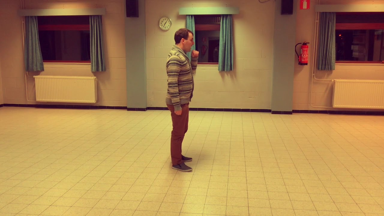 Make You Stay (Daniel Trepat, Jef Camps & Roy Verdonk) - Line dance TUTORIAL