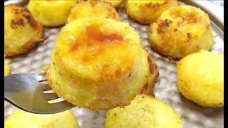 Sobremesa sem forno e sem farinha – Fácil e delicioso