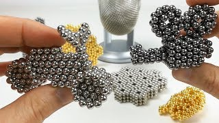 ASMR Magnetic Balls Unbox Therapy | Magnetic Games