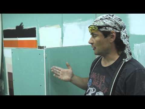 видео: Шпаклевание наружных углов
