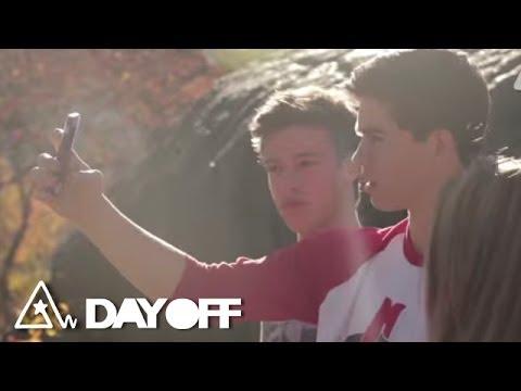 Behind the Vine  Cameron Dallas, Princess Lauren, Nash Grier  DayOff