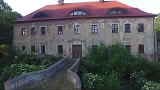 Dji Phantom 3 Pałac w Czciradzu