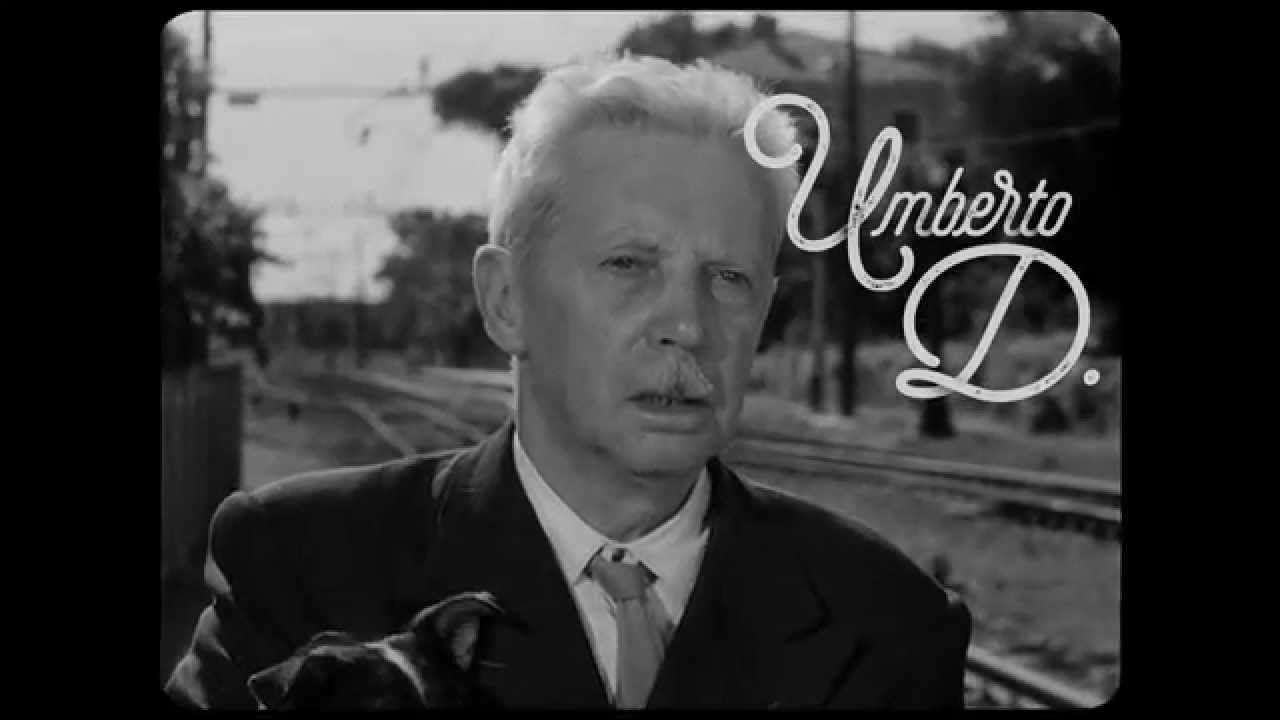 UMBERTO D. de Vittorio De Sica - Official trailer - 1952