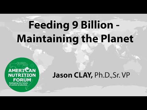 Feeding 9 Billion - Maintaining the Planet