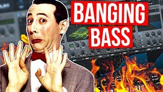 MAKING BANGING BASSES IN SERUM TUTORIAL HOW TO