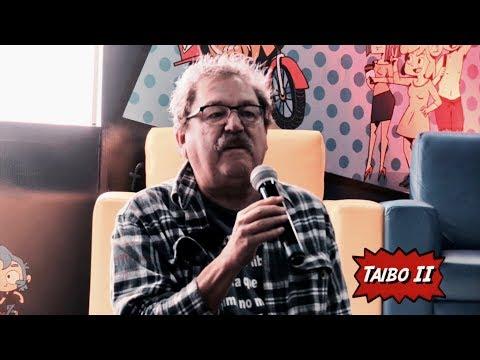 TAIBO II - Ficomics #BUAP