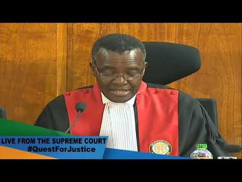 Raila Wins Petition Against Uhuru Supreme Court Judges Rule