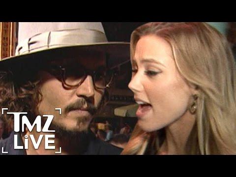 Johnny Depp: Amber Heard Needs to Shut Up (TMZ Live)