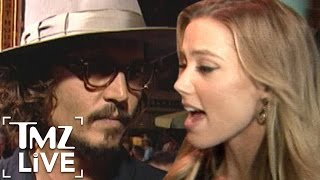 Johnny Depp: Amber Heard Needs to Shut Up | TMZ Live