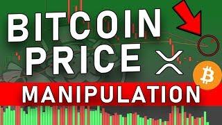 BITCOIN PRICE MANIPULATION | CryptoCurrency News + Analysis