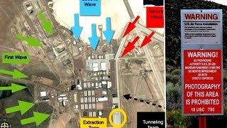 800,000 People Sign Up To Storm Area 51 With Unbelievable Plan